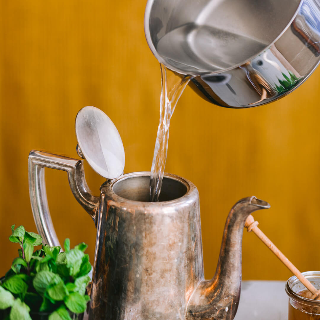 Ricola Marrokanischer Minztee Rezept - Step  5