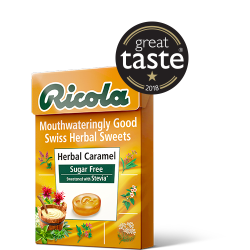 Ricola Herbal Caramel