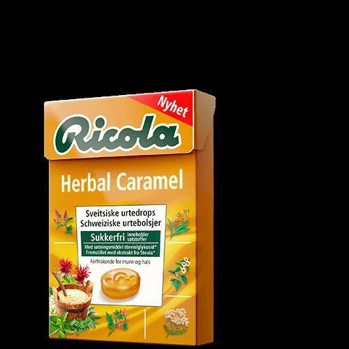 Ricola Karamell