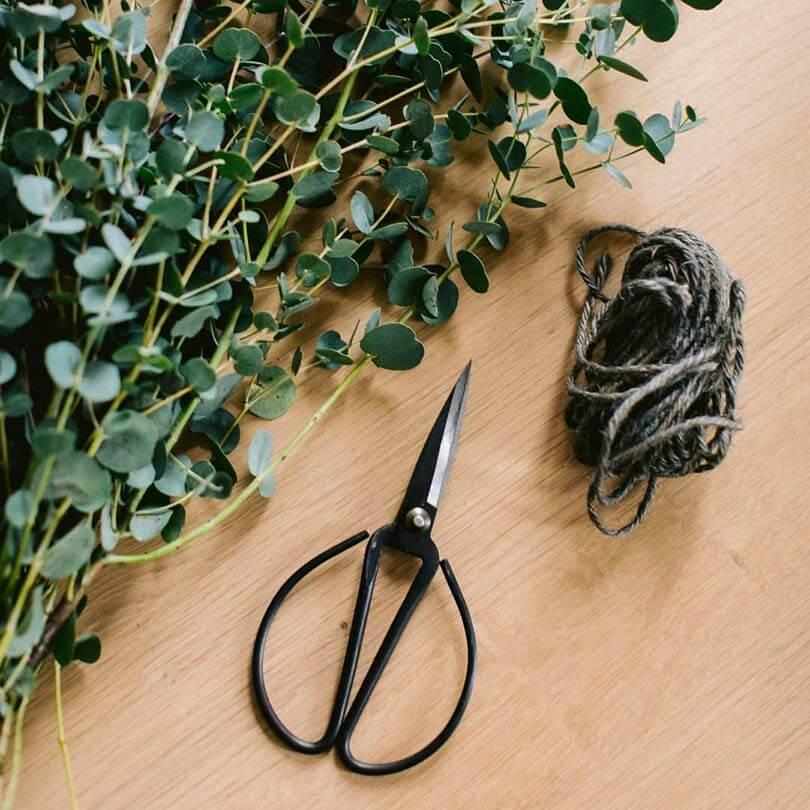 Ricola Eucalyptus  Dusche Anleitung - Step  1