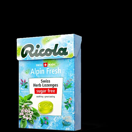 Ricola Alpin Fresh