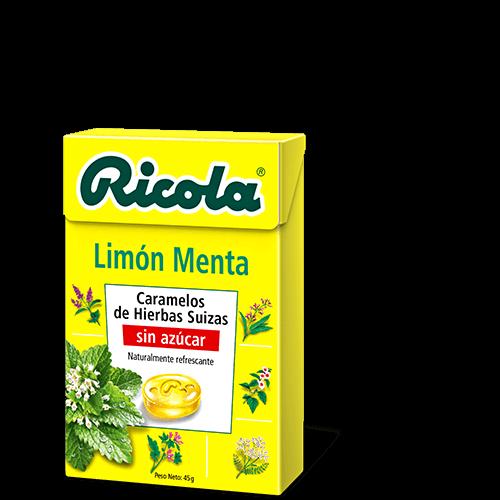 Ricola Limón Menta