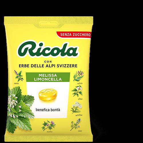 Ricola Melissa limoncella