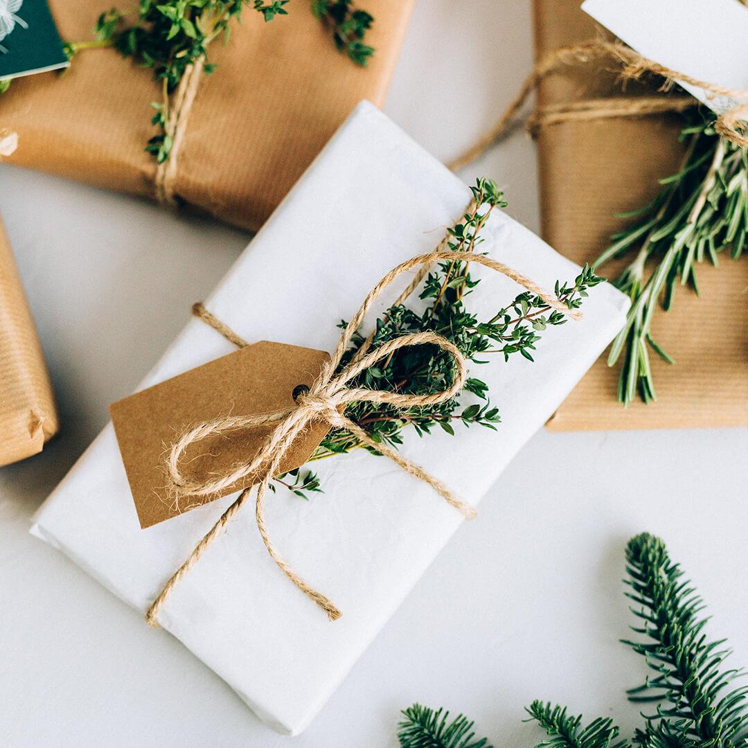 Ricola Geschenkverpackung  mal anders Anleitung - Step  1