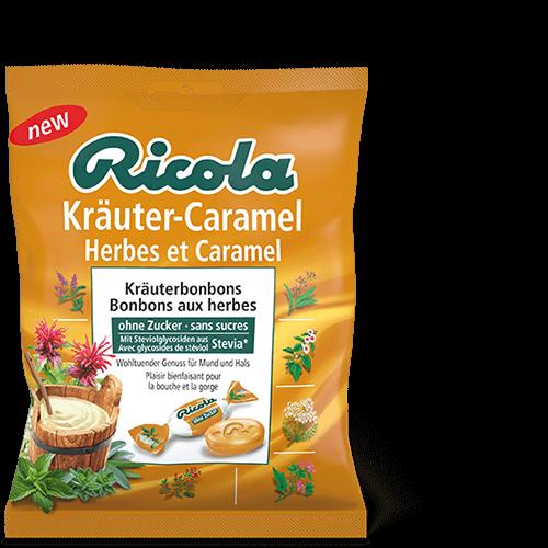 Ricola  Kräuter-Caramel