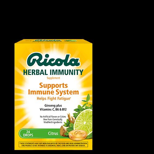 Ricola Herbal Immunity