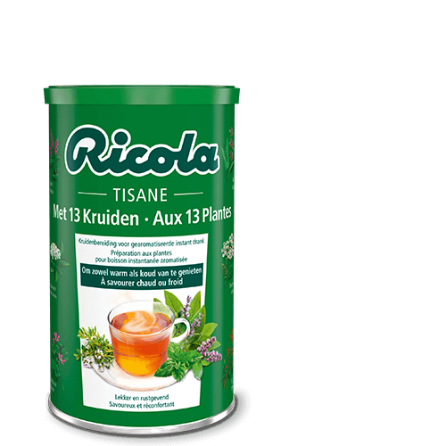 Ricola Infusions instantanées