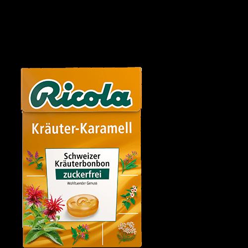 Ricola Kräuter-Karamell