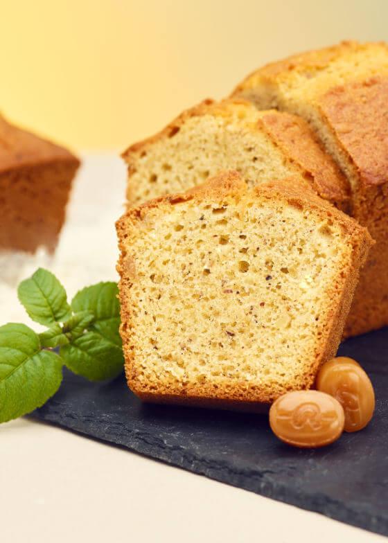 Ricola Kräuter-Caramel Cake