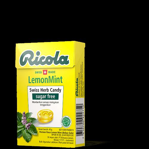 Ricola Lemon Mint